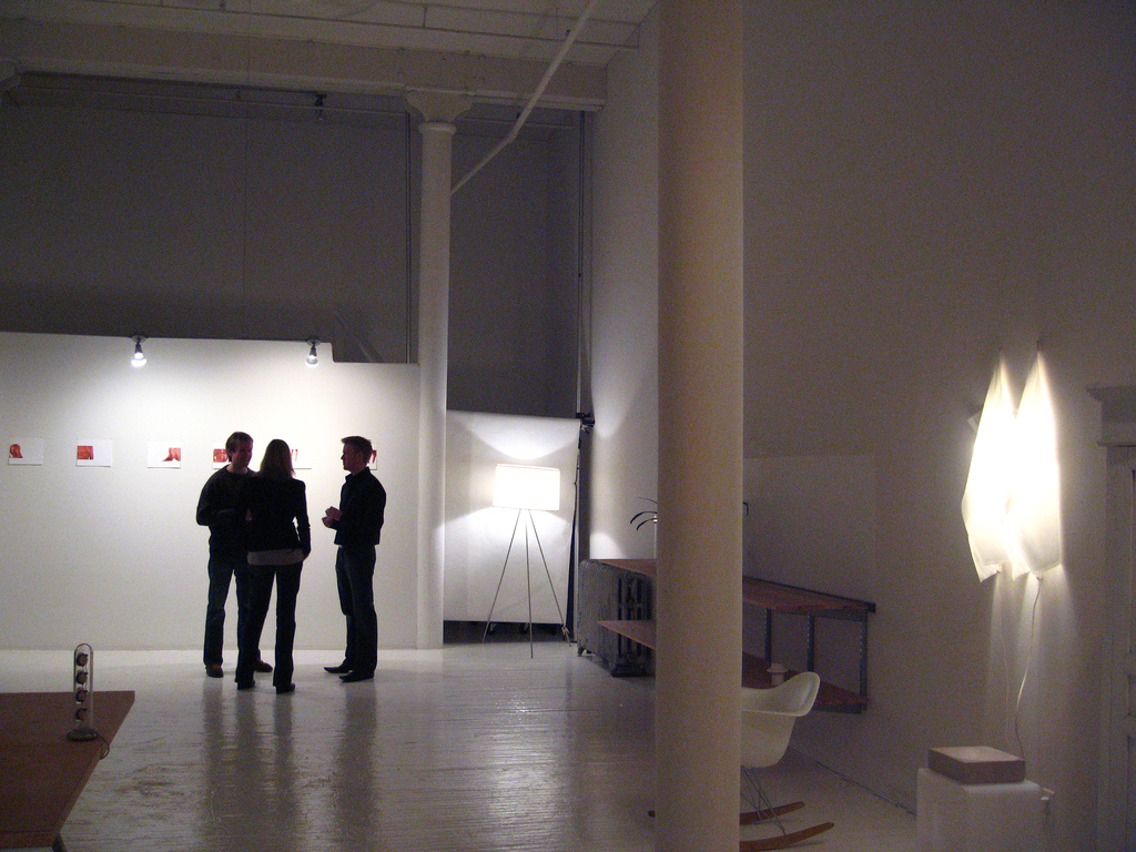 Pilsen Second Fridays gallery nights