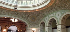 Exploring the Chicago Cultural Center